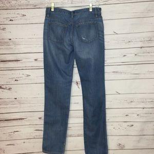 J. Crew Jeans - J. Crew Distressed Boyfriend Jeans